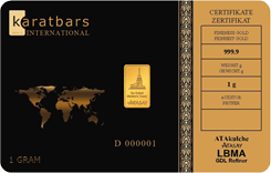Karatbars Secure Your Own Home Economy